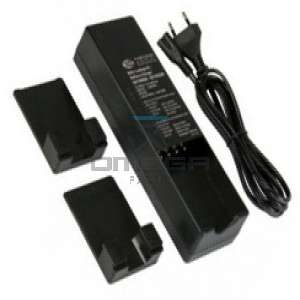 HBC Radiomatic  QA109600 Battery charger  100-240 Vdc, with EU cable
