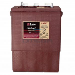 Trojan  L16G Deep cycle battery Trojan L16G