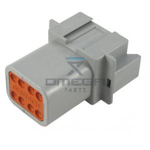 Skyjack  119132 Plug connector 8 way - DT