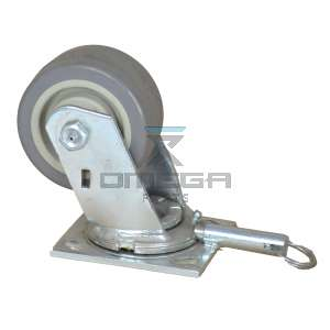 UpRight / Snorkel 062784-004 Caster