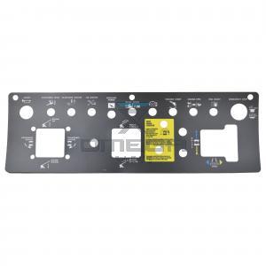 Genie Industries  72162 Decal - overlay - control box