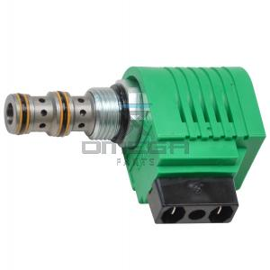 Genie Industries  48642 Hydraulic valve - 2-pos - 3way - with coil 10Vdc