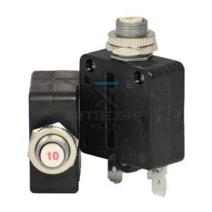 JLG  4360069 Circuit breaker 10 Amp