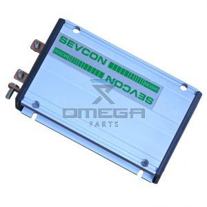 UpRight / Snorkel 500456-000 MOS90 pump controller