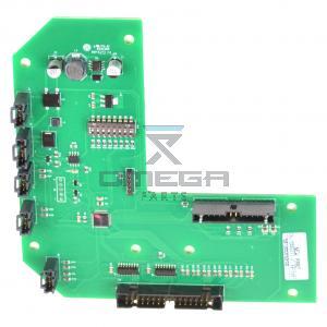 Genie Industries  62163 Pcb plat cntl ITT GS68
