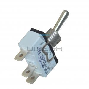OMEGA  358848 Toggle switch - 2 pos - all fixed