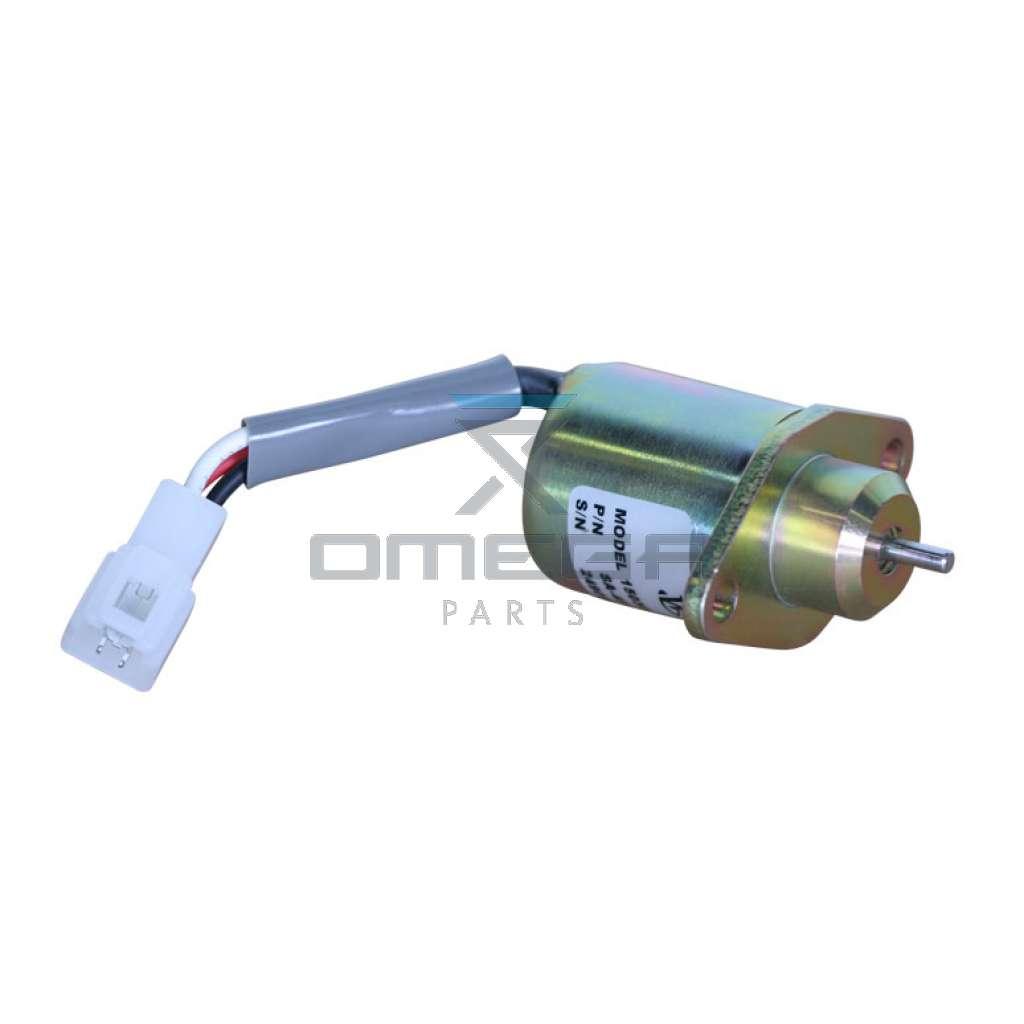 Woodward  1503ES-12A5UC5S Fuel shut off solenoid