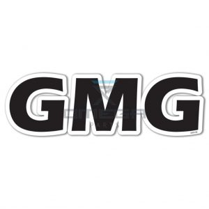 GMG  830146 Decal GMG 322x102mm