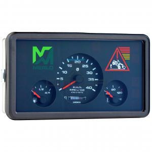 Merlo 040187 Dashboard