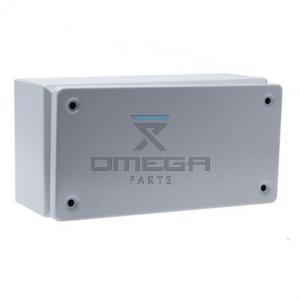 OMEGA  365724 Enclosure - steel - W x H x D : 300x150x120mm