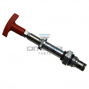 UpRight / Snorkel 512748-000 Emergency lowering valve