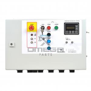OMEGA 400600 Lower control box - OMEGA 600TS series