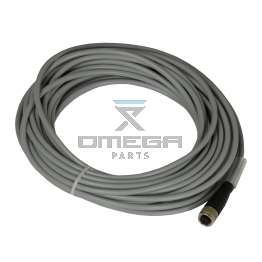 Omega Infra BV 402.074 Cable with connector for sensor with M12 fitting - 10 mtr
