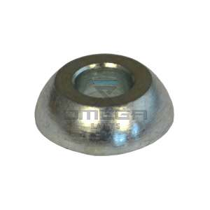 Keijzer Racing Parts  403054 bushing half spherical caster D8