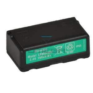 Autec  LBM02MH Battery 2,4 V / 1600 mAh NiMH