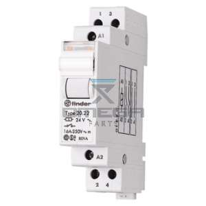 OMEGA  410324 Puls relay 24Vdc 2p