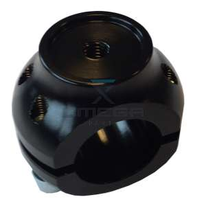 Keijzer Racing Parts  412392 Buisklem 28 mm.