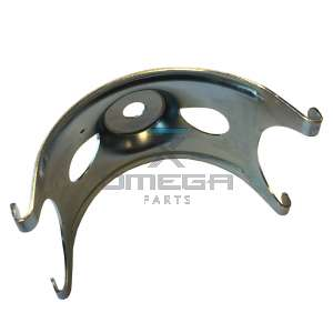 Keijzer Racing Parts  412394 Uitlaatbeugel