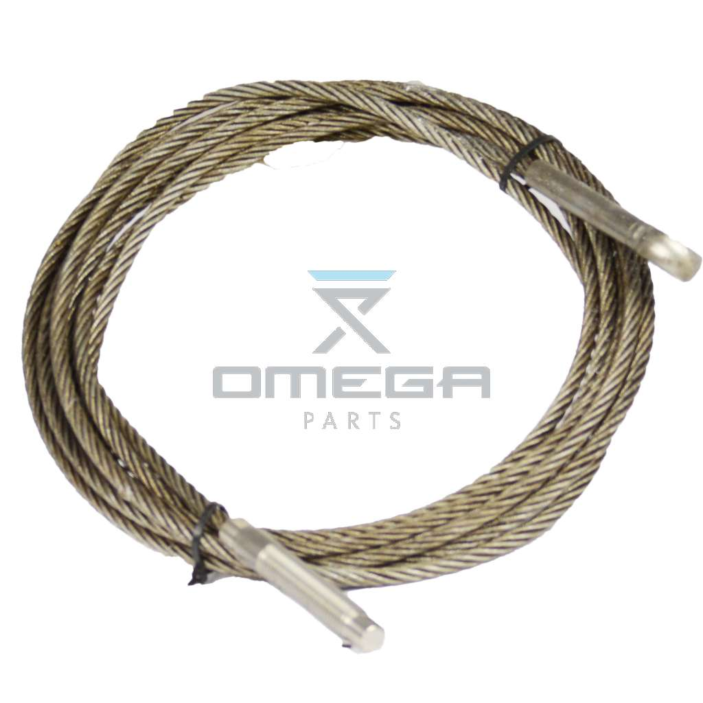 0110186 UpRight / Snorkel - Wire rope ass. retract | Omega Parts ...