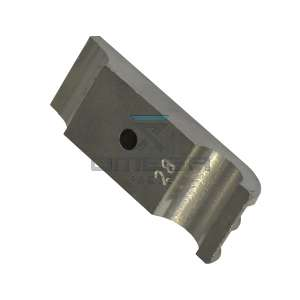 Keijzer Racing Parts  413030 Motorsteun clip 28x90 mm. mini magn. kort