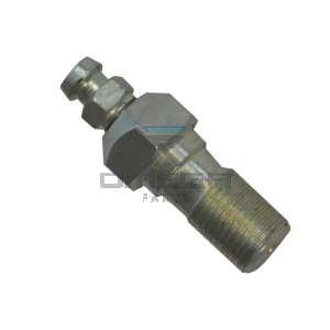 Keijzer Racing Parts  413038 Bout 10x1 mm. met ontluchter schroef V09/10