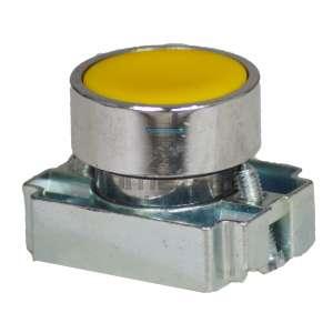 OMEGA  416138 Push button yellow