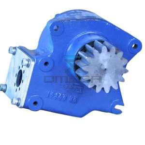 SNORKEL 058266-000 Slew gear box