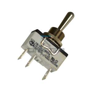 Autec  R0PULS00E0073 Toggle switch 3 pos spring return to centre