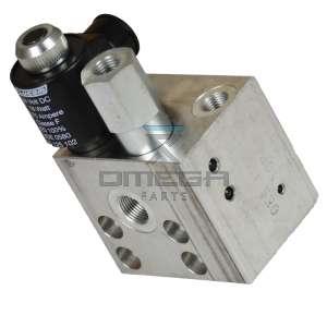 Iteco  025951 Hydr valve