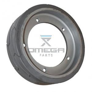 JLG  1001114467 Wheel - non marking