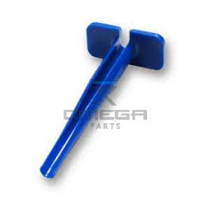 Omega Parts & Service 440-228 Extraction tool, size 16