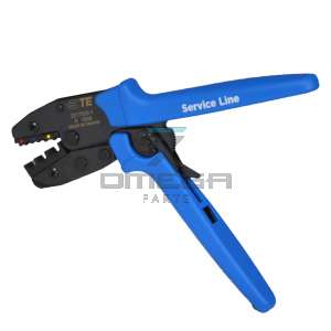 Omega Parts & Service 440-236 AMP Hand Crimping tool