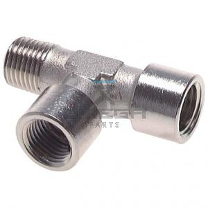 OMEGA 442726 T-fitting - LE screw-in piece  1/4