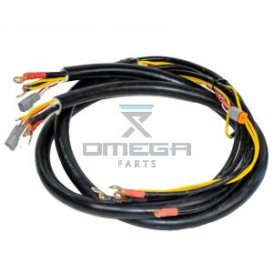 GMG 442896 Cable loom - wire harness - Motor controller to Drive motors, including brake supply wiring