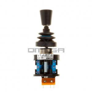 Autec  R0MANI00E0048 Joystick EU double axis, On/Off + Cross mold