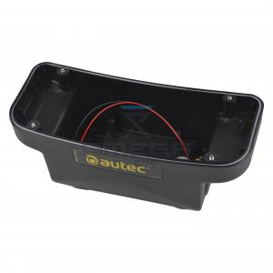Autec R0POCO25E11A0 Lower housing FJS/AJS with rubber seal and screws