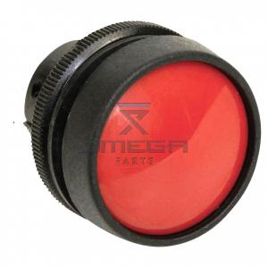 UpRight / Snorkel 504374-000 Push button - red