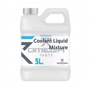 OMEGA  459344 Coolant liquid mixture   5L - minus 36 degrees C.