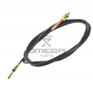 GMG 71261 Cable, emer down  1930ED (3,25 mtr)