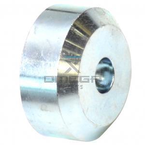 Merlo 035493 Filler block - handbrake