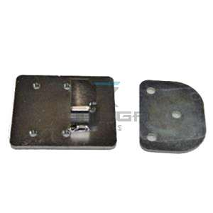NiftyLift  P20049 boom catch racket (2 part pick)