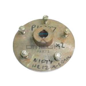 NiftyLift  P10887 flange - wheel