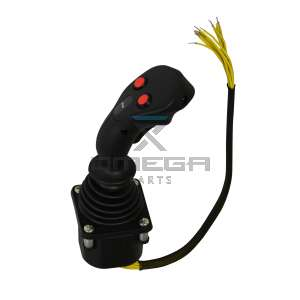 NiftyLift  P12077 joystick c/w rubber boot