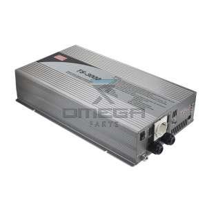 OMEGA  465658 True sinus DC AC convertor - 12Vdc input - 230Vac output - 3000 Watt