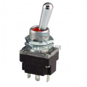 OMEGA  469558 Toggle switch - soldering terminal - 2 pos - fixed  - SPDT