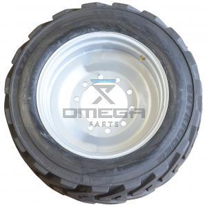 Genie Industries 1275103 Tire / wheel assembly - foam filled - Right side