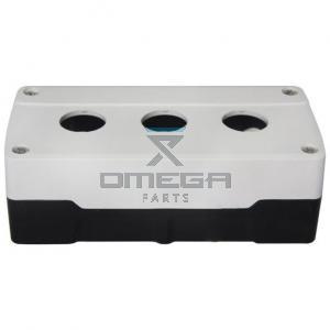 NiftyLift  P22413 Enclosure box - 3 holes