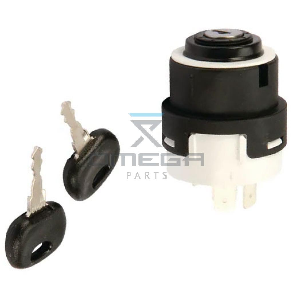 OMEGA 470206 Key-contact switch