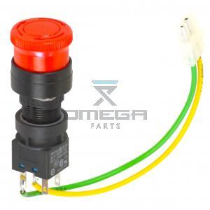 JLG 7024428 Emer stop switch assembly