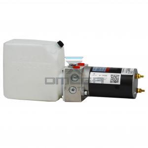 OMEGA 470304 Hydraulic power unit - reversible - 12Vdc - 500W - 0.50cc